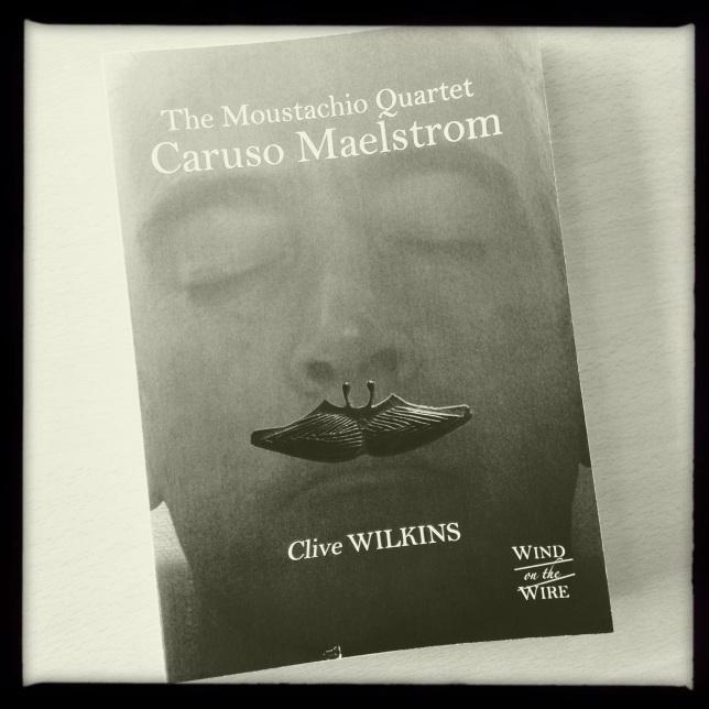 Clive Wilkins Moustachio Caruso Maelstrom