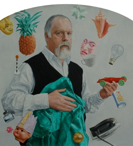Peter Blake Clive Wilkins