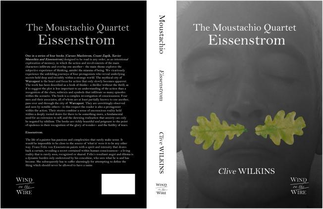 Clive Wilkins Moustachio Quartet Hay Festival.JPG