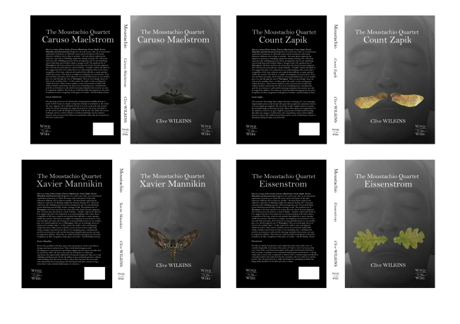 Moustachio Quartet Clive Wilkins Hay Festival.JPG