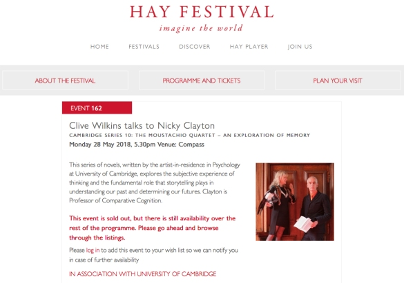 Clive Wilkins Nicky Clayton Hay Festival 2018.jpg