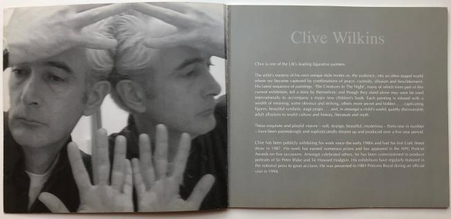 Clive Wilkins 8